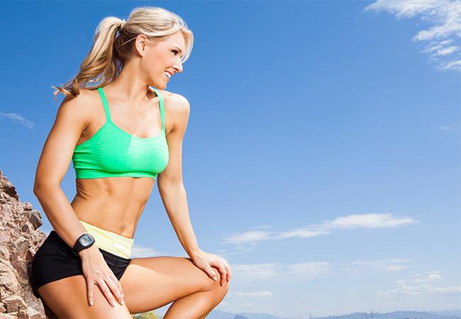 Meaghan-Terzis' diet secrets - PICTURE- Women's Health & Fitness