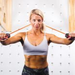 chest-press-with-resistance-band