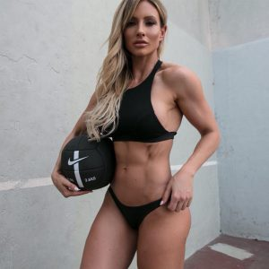 Many girls get into fitness modeling through competing in fitness/figure/bikini competitions. These types of competitions often have sponsors from the fitness industry at the competitions, which will give you the opportunity to meet with sponsors and become known in the industry.